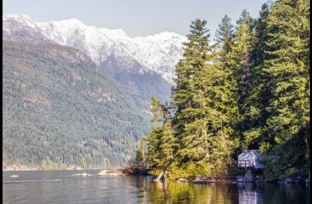 Wilderness Resort & Retreat - Sechelt BC<br>