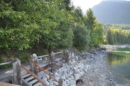 Lakefront Cabins - Nakusp - Arrow Lakes