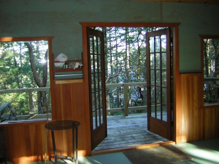 Luxton Island Cabin For Sale