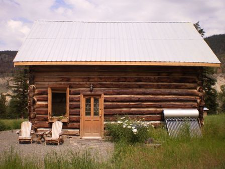Peaceful Cabin on the Nicola River - Merritt BC<br>