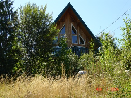 Private yard, Blind Bay Cottage for rent - Shuswap Lake