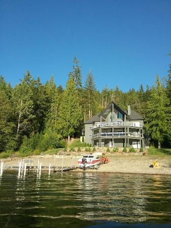 Lakefront Luxury at Gray Creek