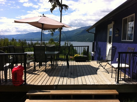 Guesthouse Shuswap Lake