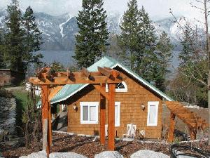 morning melody - lakefront getaway - Kootenay Lake