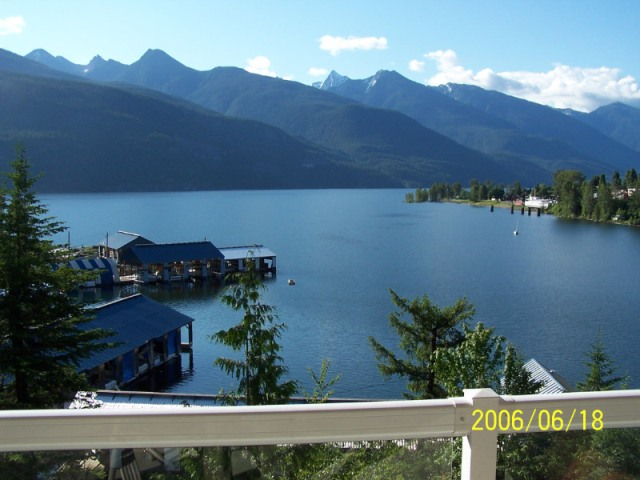 Co9ndo - Kaslo - Kootenay Lake