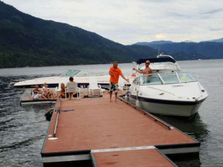 Executive Home - Shuswap Lake