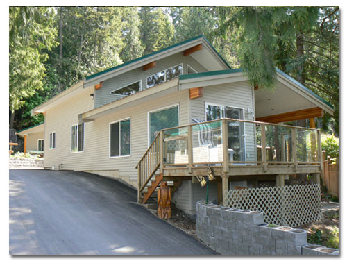 Eagles Landing Vacation Home and 3 Cottages-Blind Bay