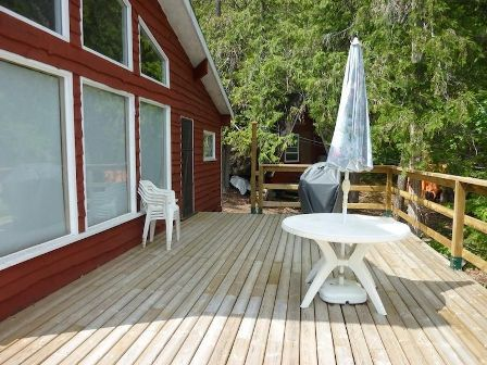 Agate Bay Cabin For Sale Adams Lake BC