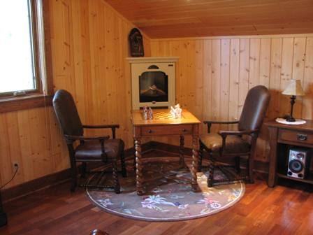 Loft, Rraacoon Ridge - Cottage - |Kootenay Lake