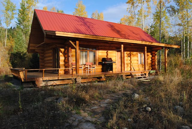 Cabin For Rent Near Monte Lake BC