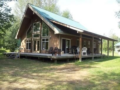 Seymour Arm Cabin For Sale Shuswap Lake