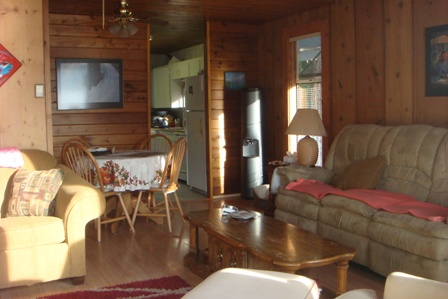Vacation Cabin Little Shuswap Lake